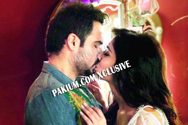 Humaima Malik Kisses Emraan Hashmi
