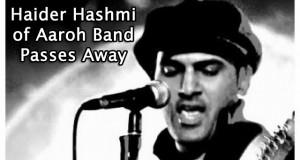 haider hashmi passed