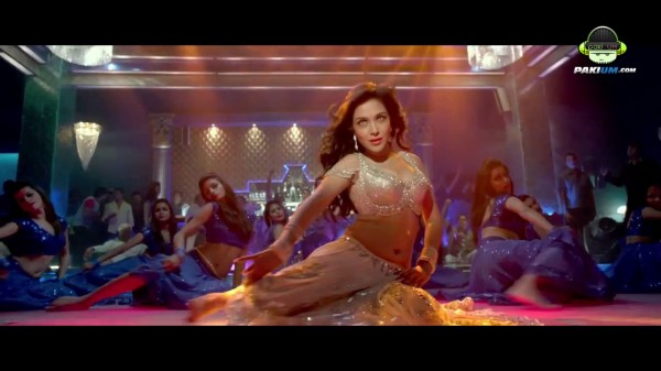 humaima malik item dance song