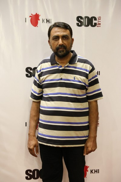 Abid Farooq, bomb disposal squad in-charge of the West zone-Karachi