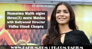 humaima signs three bollywood movies in India