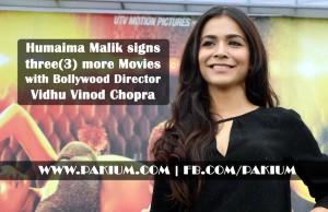 humaima signs three bollywood movies in India