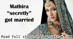 mathira married, wedding photos
