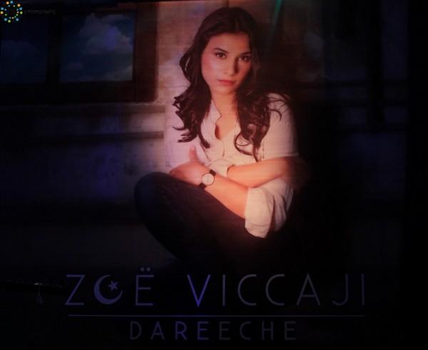 Zoe Viccaji Dareeche Album Art Cover