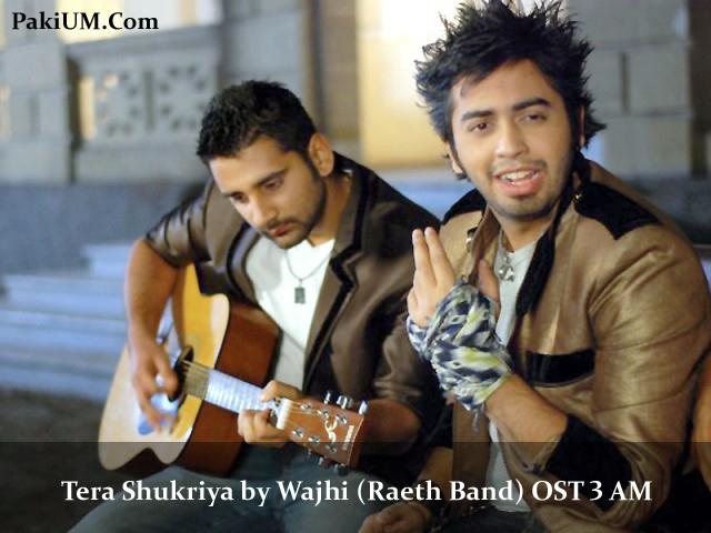 wajhi-raeth-band-tera-shukriya-ost-3-am