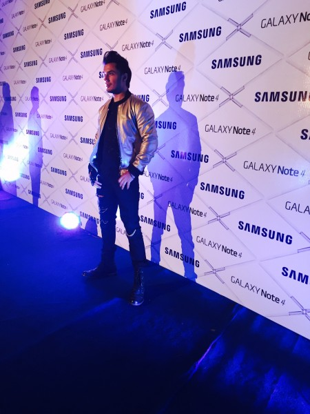 Ali-Zafar-Samsung-Galaxy-Note-4-Launch-Event