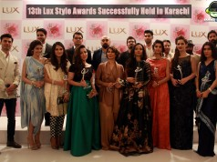 13th Lux Style Awards 2014 Winner Celebrations with Awards