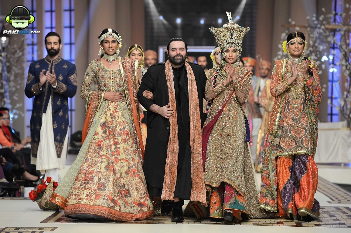 Pakistan fashion week 2018 lahore 47