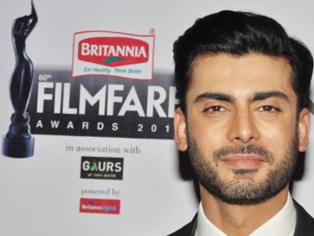 Fawad Khan at red carpet of 60th Filmfare Awards in Mumbai 1
