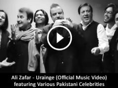 ali-zafar-various-pakistani-celebrities-sing-urainge