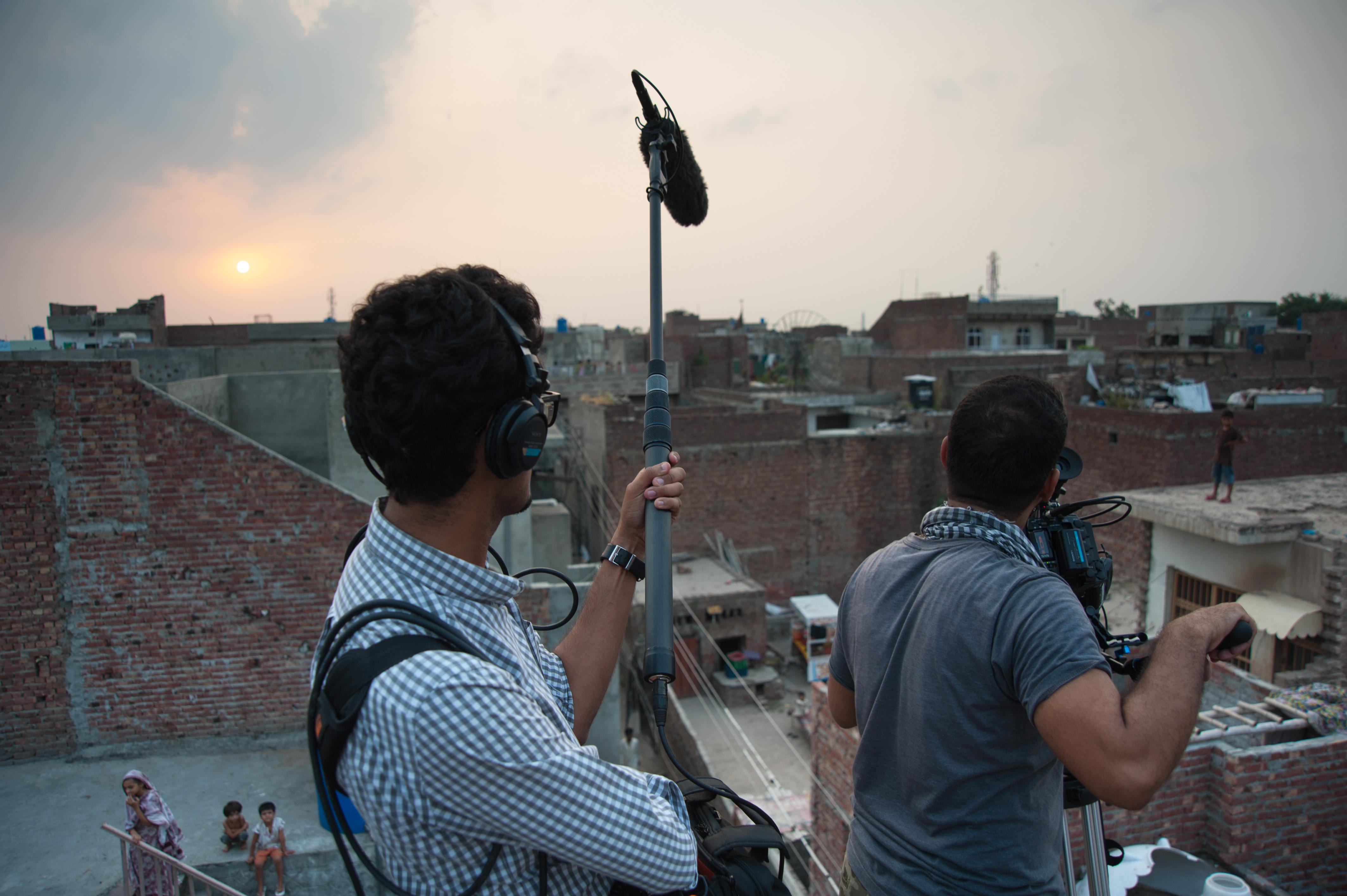 Song of Lahore - BTS Images (6)