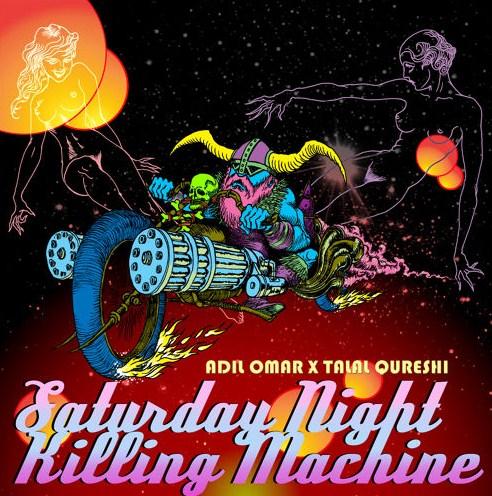 adil-omar-x-talal-qureshis-saturday-night-killing-machine-music-video