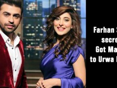 farhan saeed married urwa hocane