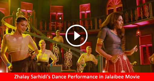 Zhalay Sarhadi Item song in Jalaibee Movie