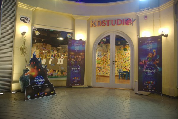 #3Bahadur Game Launch at Kidz Dunya (3)