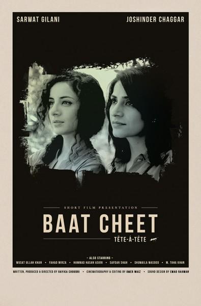 Baat Cheet Poster
