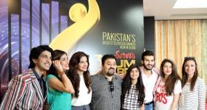 Hum Awards Press Conference in Dubai