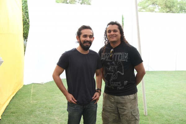 Jimmy Khan & Meekal Hassan