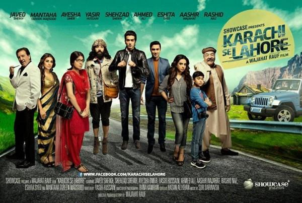 Karachi Se Lahore poster.