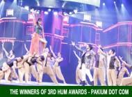 winners of 3rd Hum Awards copy