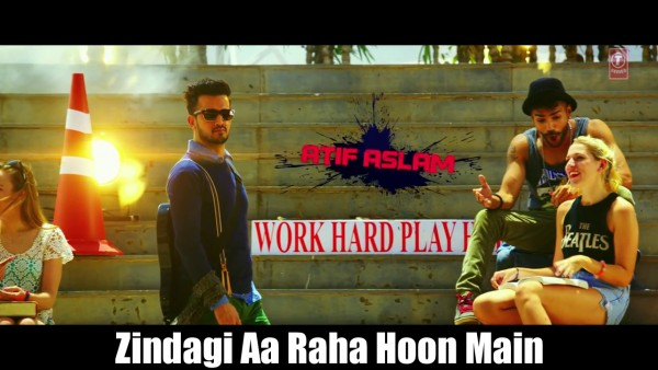 atif-aslam-zindagi-aa-raha-hoon-main-official-video