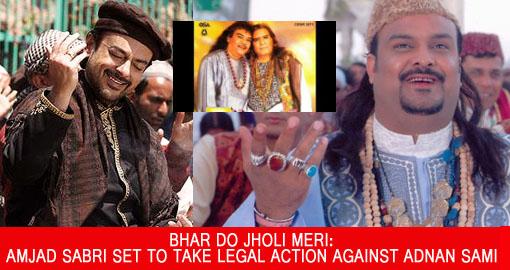 Amjad Sabri Adnan Sami