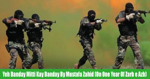 yeh-banday-mitti-kay-banday-by-mustafa-zahid-on-one-year-of-zarb-e-azb