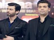 Fawad Khan Karan Johar