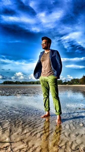 Humayun Saeed [20]