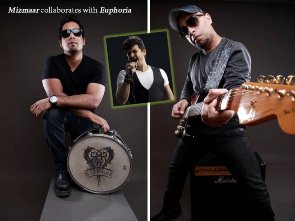 Mizmaar Collaborates with Euphoria