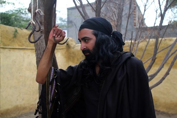 Waseem Manzoor as Zaryaab