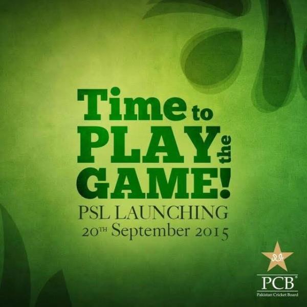 Pakistan Super League poster