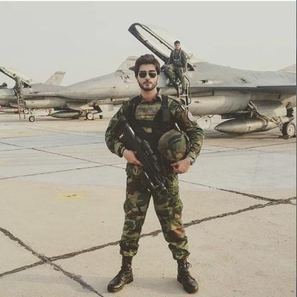 Imran Abbas SSW soldier