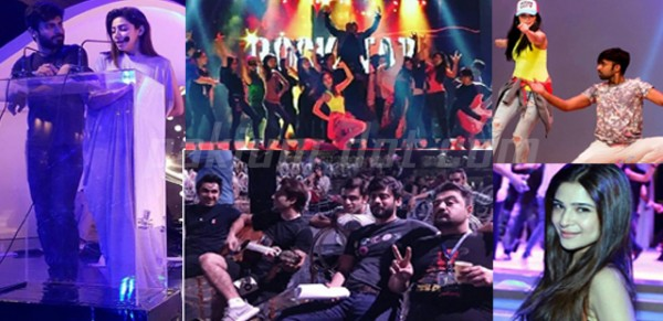 Lux Style Awards 2015 performances