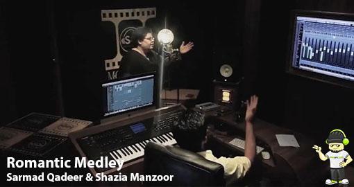 sarmad-qadeer-shazia-manzoor-romantic-medley