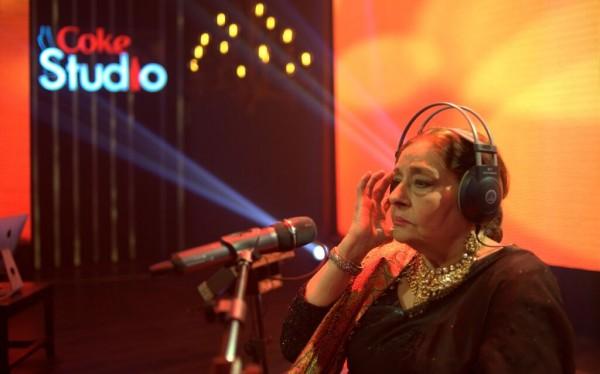 Farida Khanum Coke Studio 8 Episode 7