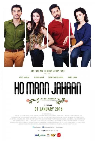 Ho Mann Jahaan - Poster