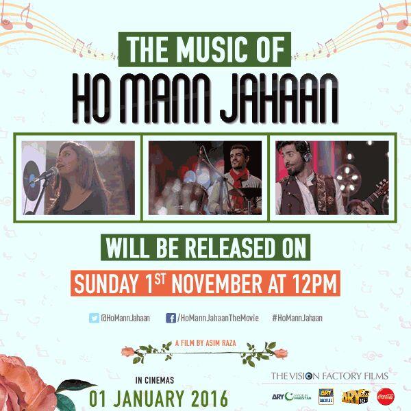 Ho Mann Jahaan music