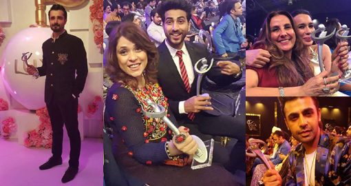 Lux Style Awards 2015 winners