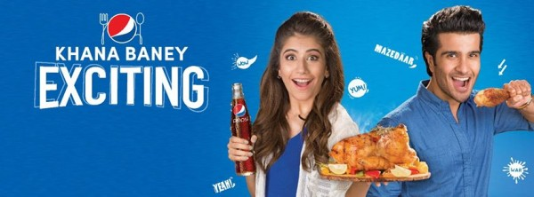 Pepsi Meals Exciting Abhi