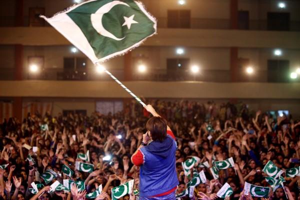 Ali Zafar Pakistan