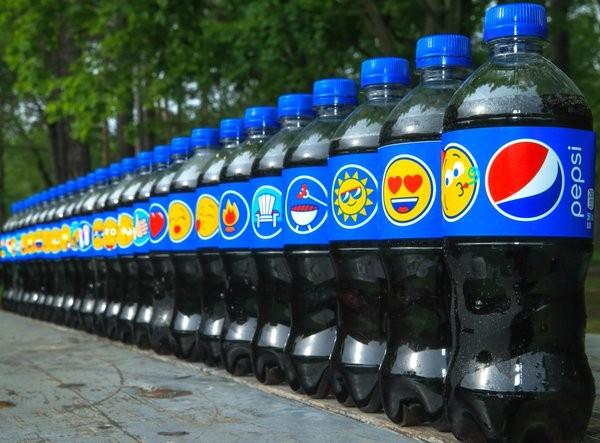 Emoji Pepsi