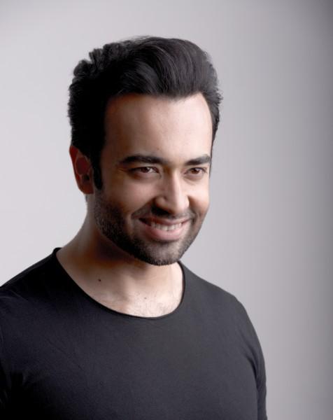 Farhad Humayoun Overload