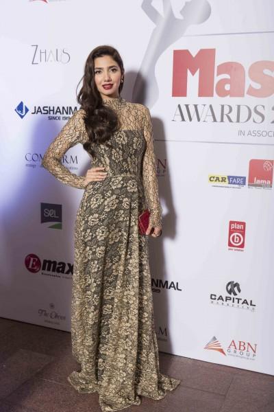 Masala Awards Mahira Khan