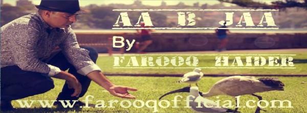 aa-b-jaa-by-farooq-haider