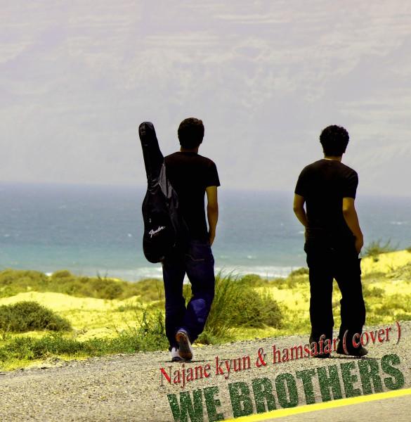 najane-kyun-hamsafar-cover-by-we-brothers