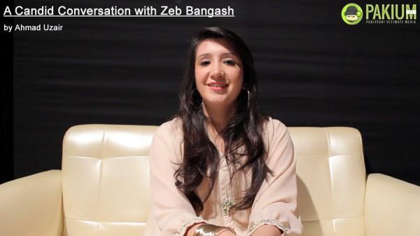Zeb bangash interview