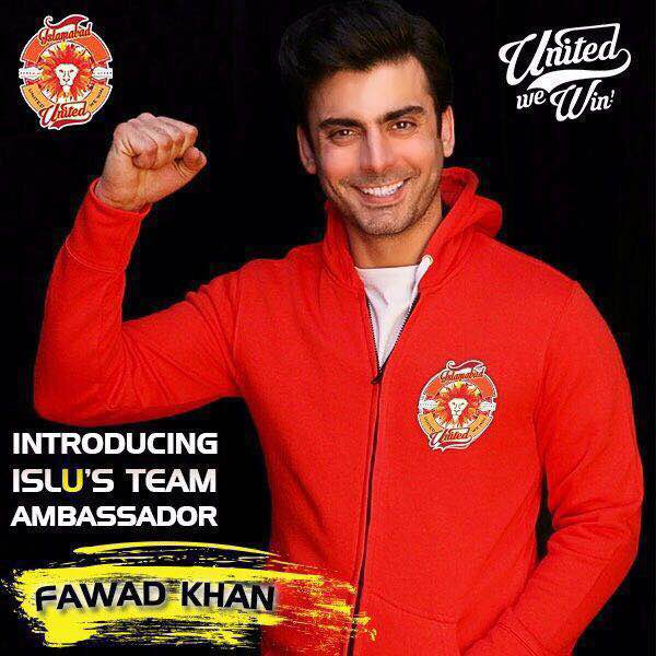 islamabad-united-partners-with-fawad-khan-to-take-on-psl
