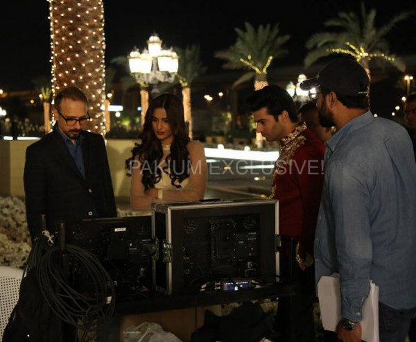 Fawad Khan and Sonam Kapoor in new TVC