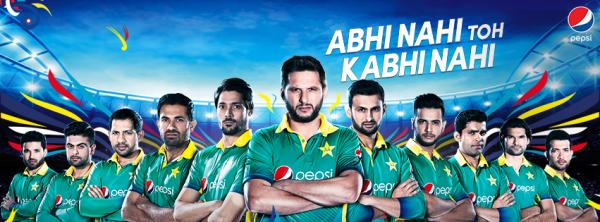 Pepsi Abhi Nahi Toh Kabhi Nahi Campaign